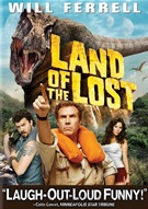 Land of The Lost DVD Movie (USED)
