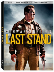 Last Stand DVD + Digital Copy + Ultraviolet