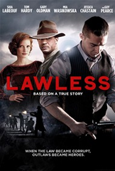 Lawless DVD  Movie