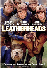 leatherheads DVD  Movie