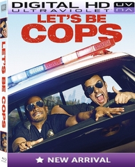 Let's Be Cops HD Digital Ultraviolet UV Code VUDU