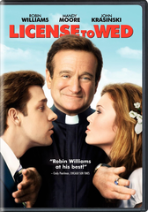 License To Wed DVD (USED)