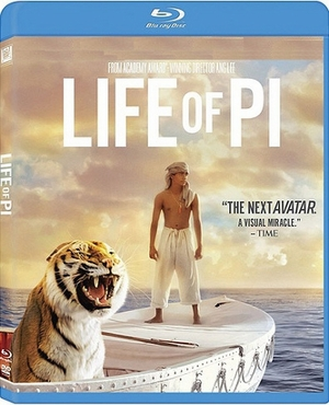 Life Of Pi Blu-ray Only (USED)