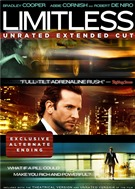 Limitless DVD Unrated Extended Cut