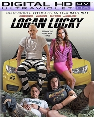Logan Lucky HD Ultraviolet UV Code