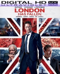 London Has Fallen HD Digital Ultraviolet UV Code