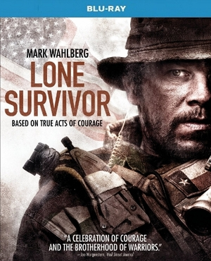 Lone Survivor Blu-ray  (USED)