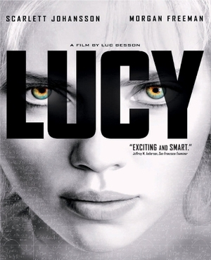 Lucy DVD (USED)