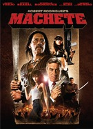 Machete DVD Movie (USED)