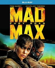 Mad Max: Fury Road Blu-ray Single Disc