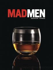 Mad Men Season Three DVD