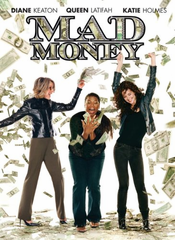 Mad Money DVD (USED)