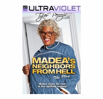 Buy Madea's Neighbors From Hell SD UltraViolet UV Code | Download