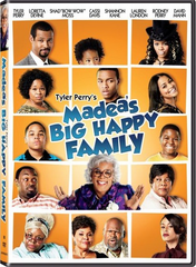 Madeas Big Happy Family  DVD Movie