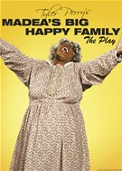 Madeas Big Happy Family The Play DVD