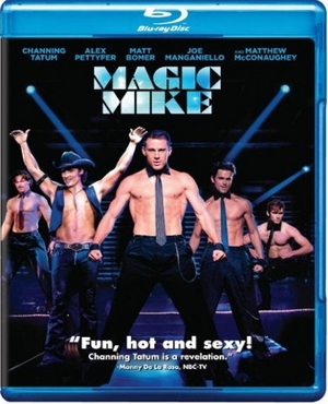 Magic Mike Blu-ray (USED)