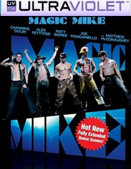 Magic Mike SD Ultraviolet UV Code