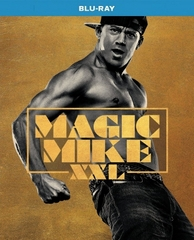 Magic Mike XXL Blu-ray Single Disc