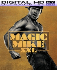 MAGIC MIKE XXL HD Digital Ultraviolet UV Code