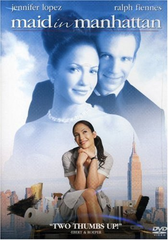Maid In Manhattan DVD Movie