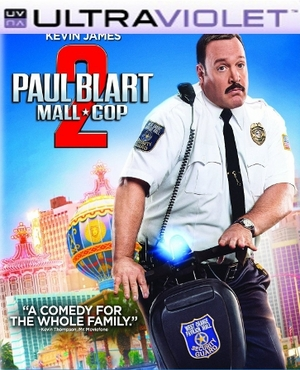 Mall Cop 2 SD Digital Ultraviolet UV Code