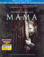 Mama (Blu-ray ONLY USED)