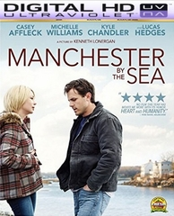 Manchester By The Sea HD Digital Ultraviolet UV Code