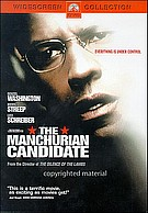 Manchurian Candidate DVD Movie Widescreen
