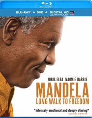 Mandela: Long Walk To Freedom (Blu-ray + DVD + UltraViolet)