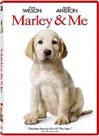 Marley and  Me DVD Movie (USED)