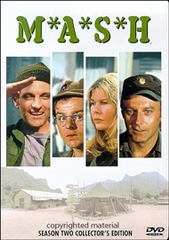 M*A*S*H (MASH) TV Season 2 DVD
