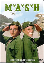 M*A*S*H (MASH) TV Season 3 DVD