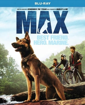 Max Blu-ray Single Disc