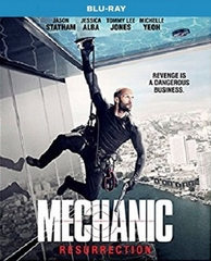 Mechanic Resurrection Blu-ray