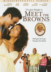 Meet The Browns DVD Movie