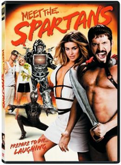 Meet The Spartans DVD Movie (USED)