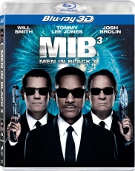 Men In Black 3  3D Blu-ray Movie (USED)