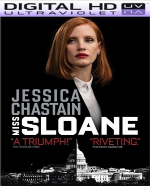 Miss Sloane HD Ultraviolet UV Code