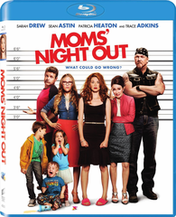 Mom's Night Out (Blu-ray + UltraViolet)