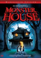 Monster House DVD Movie
