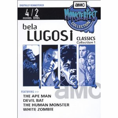 Monsterfest Bela Lugosi Classics Collection Vol  1