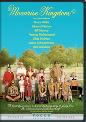 Moonrise Kingdom DVD Movie