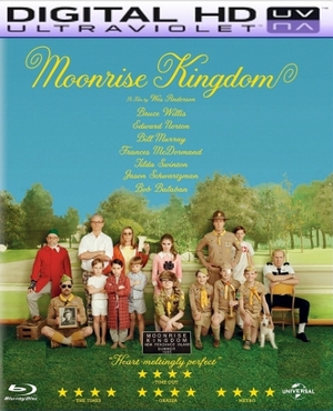 Moonrise Kingdom HD Digital Ultraviolet UV Code