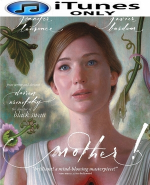 Mother HD iTunes Code     (PRE-ORDER WILL EMAIL ON OR BEFORE 12-19-17 AT NIGHT)