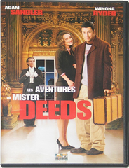 Mr. Deeds DVD