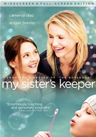 My Sisters Keeper DVD Movie (USED)
