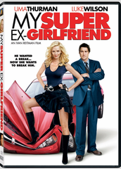 My Super Ex Girlfriend  DVD (USED)