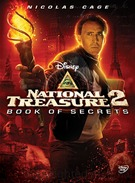 National Treasure 2  Book Of Secrets DVD Movie