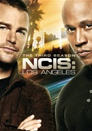 NCIS Los Angeles The Third Season DVD