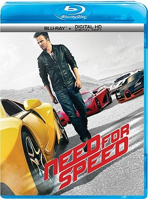 Need for Speed (Blu-ray + UltraViolet)
